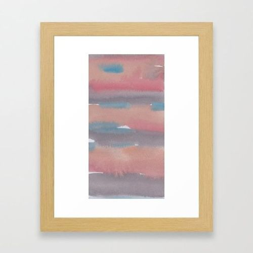 Prints Small To X Large By Valourine Abstract Watercolor
