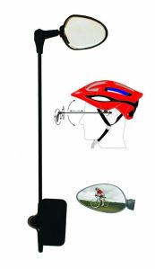 Gearded2u Bike Helmet Mirror Mini Bicycle Pump Review Bike