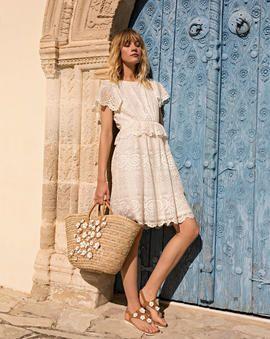 Spitzenkleid 04/2018 #107 - Dieses Kleid ist Sommer pur ...