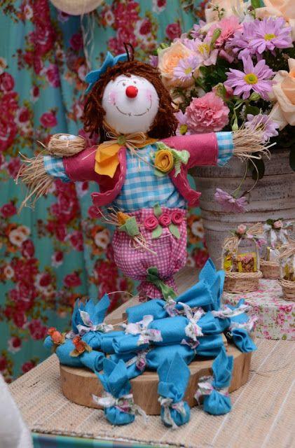 Encontrando Ideias: Festa Junina das Ursinhas!!  LINDO ,HORA DE CRIAR....