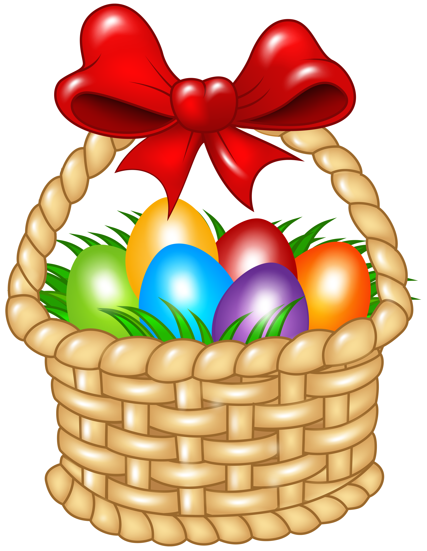 Easter Basket Transparent PNG Clip Art Image Gallery