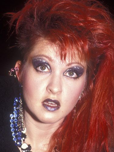 The Most Iconic Eye Makeup Looks Of All Time Punk Makeup