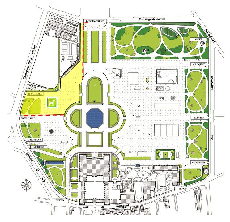 Jardin du luxembourg profitez du lieu pour aller au concert travel france pinterest - Comment aller au jardin du luxembourg ...