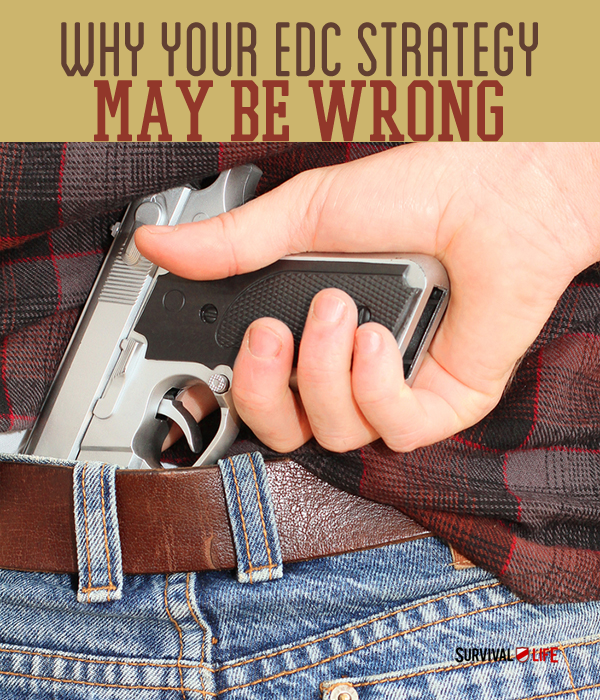 Why Your EDC Strategy May Be Wrong