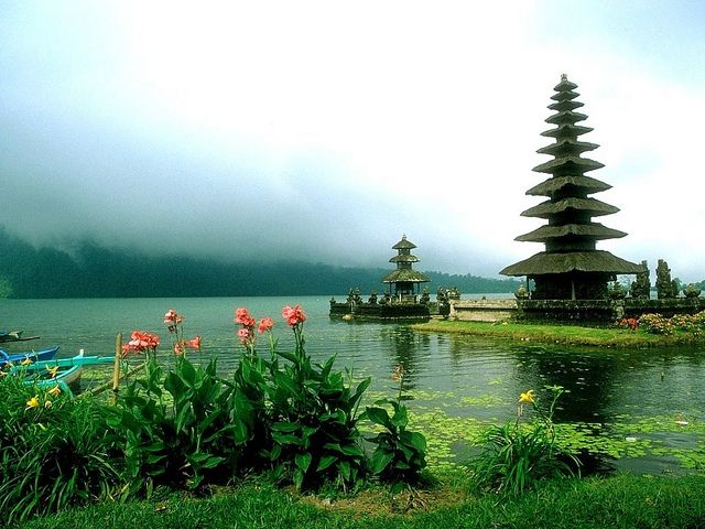 Gambar Pemandangan Di Bali Gambar Lukisan Pemandangan Alam Di Bali Yang Indah Bali Island Bali Travel Vacation Places
