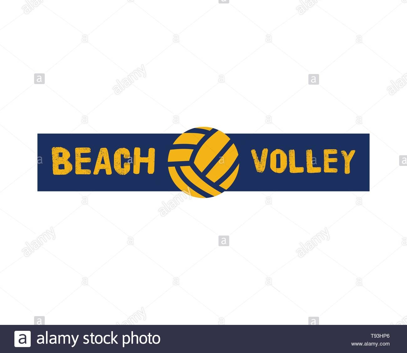 Download This Stock Vector Beach Volleyball Logo Template Badge Volley Sign With Ball Colorful Label Design Fo Label Design Logo Templates Beach Volleyball