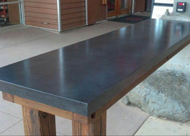 Concrete Counter Stained Concrete Countertops Concrete Countertops Colors Concrete Furniture