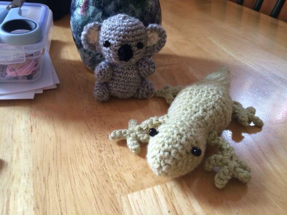 My holiday crocheting x