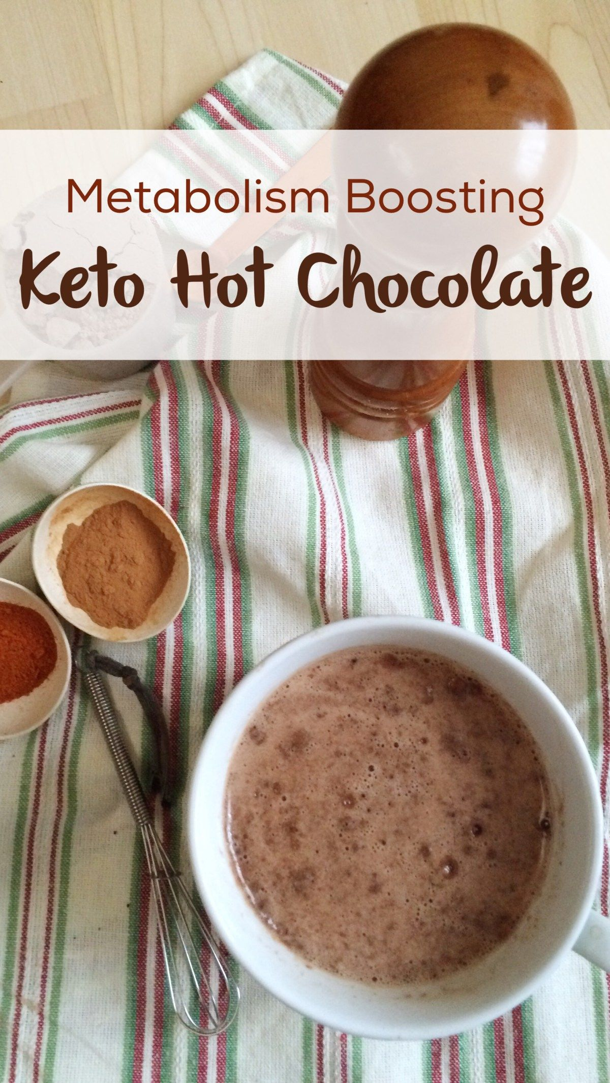Metabolism Boosting Keto Hot Chocolate Metabolism