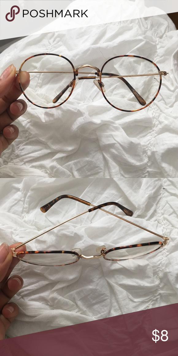 127da09d56 urban outfitters fake glasses fake prescription glasses but can be a cute  accessory to an outfit Urban Outfitters Accessories Glasses
