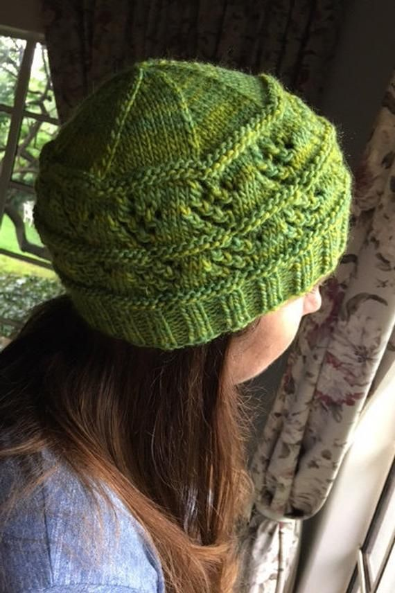 5a2d3163a8a Celtic Earth Hat Pattern