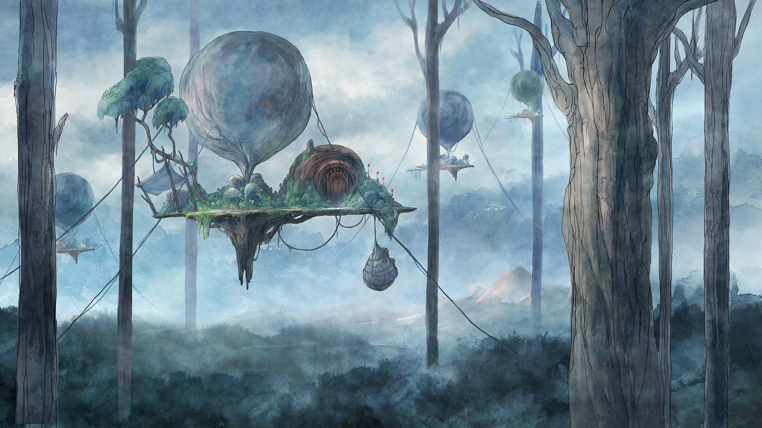 Mobile And Desktop Wallpaper Hd Child Of Light World Of Warcraft Gold Game Concept Art