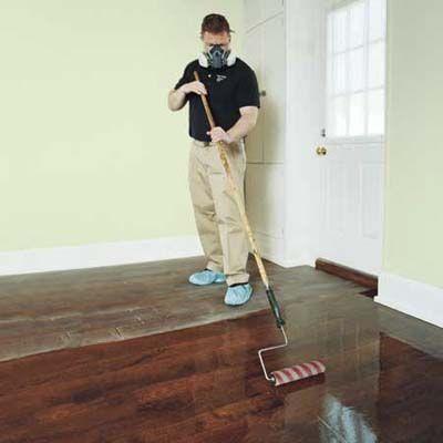 Best How To Refinish Wood Floors Refinish Wood Floors Old 400 x 300