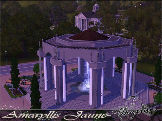 Onyxium's Amaryllis Jaune