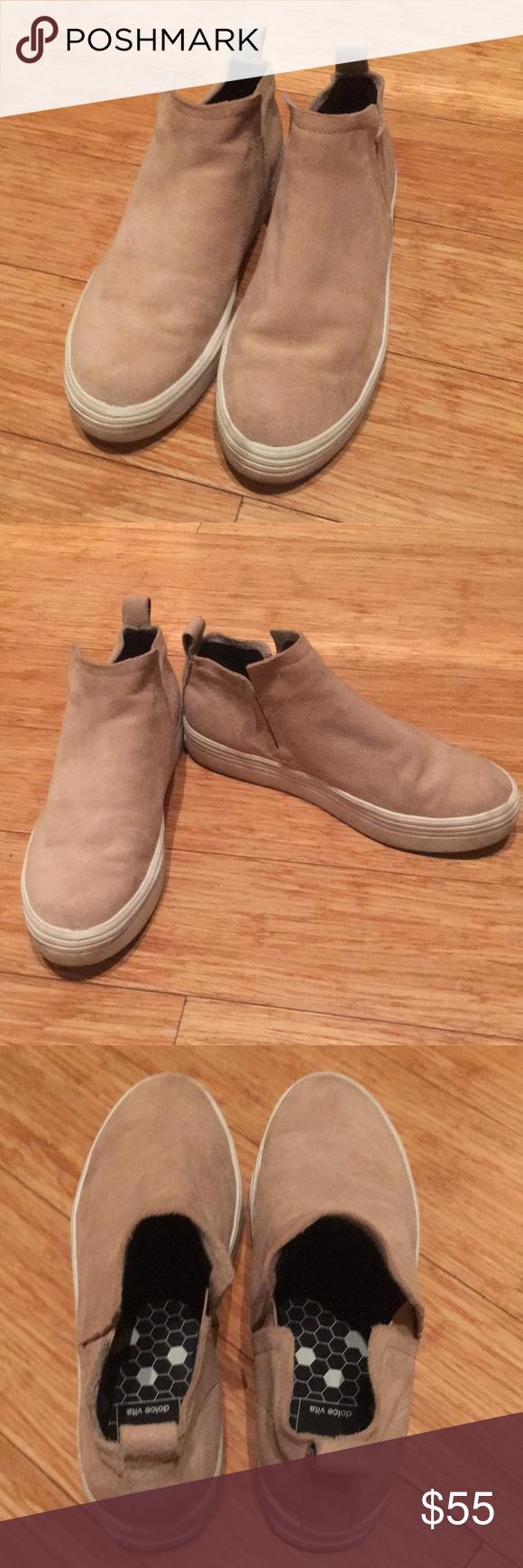 Dolce Vita High Top Sneakers (Tate