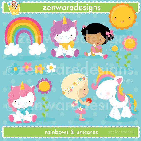 Kinderzimmer clipart  Resultado de imagem para unicorn clipart | unicornios | Pinterest ...