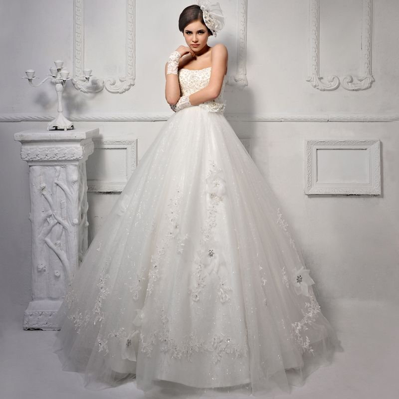 Princess Wedding Gowns | Choose The Best Wedding Dress Design In ...
