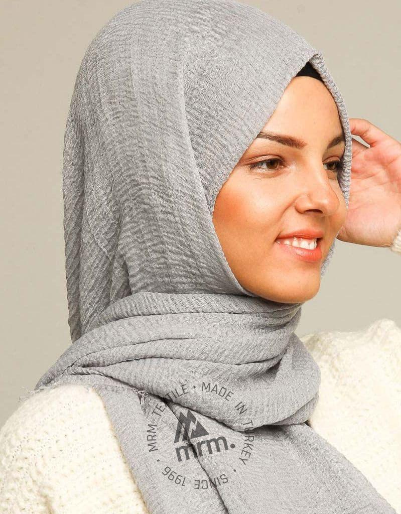 Grey Aerobin Scarf #şal #pashmina #paşmina #scarf #shawl #kumaş #fabric #dokuma #kumaşboyama #weaving #paşmina #tekstil #textile #mrmtextile #madeinturkey