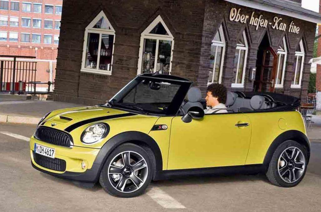 Cooper S Cabrio MINI approved - http://autotras.com
