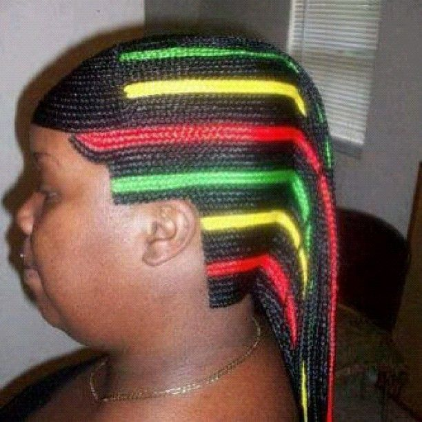 Jamaican Hairstyles Gallery: Images Of Jamaican Clothing