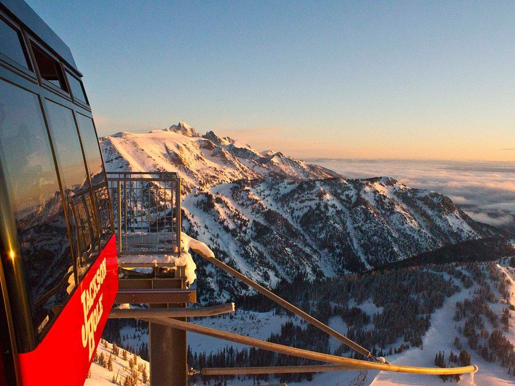 condé nast traveler readers rate the top ski resorts and hotels in