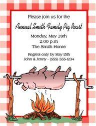 pig roast invitation party time pinterest pig roast pig roast