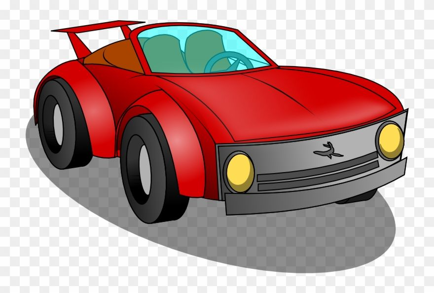 Toy Race Car Clipart Clip Art Sports Car Png Download 38726 Is A Creative Clipart Download The Transparent Clipart And U Toy Race Cars Toy Car Clip Art