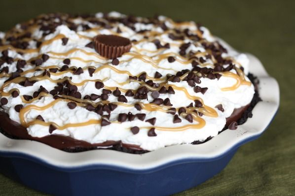 Chocolate Chip cookies are well known, now try a new dessert recipe named Chocolate Chip Pudding. A tasty combination of chocolate chips, chocolate sauce, cake and custard.
