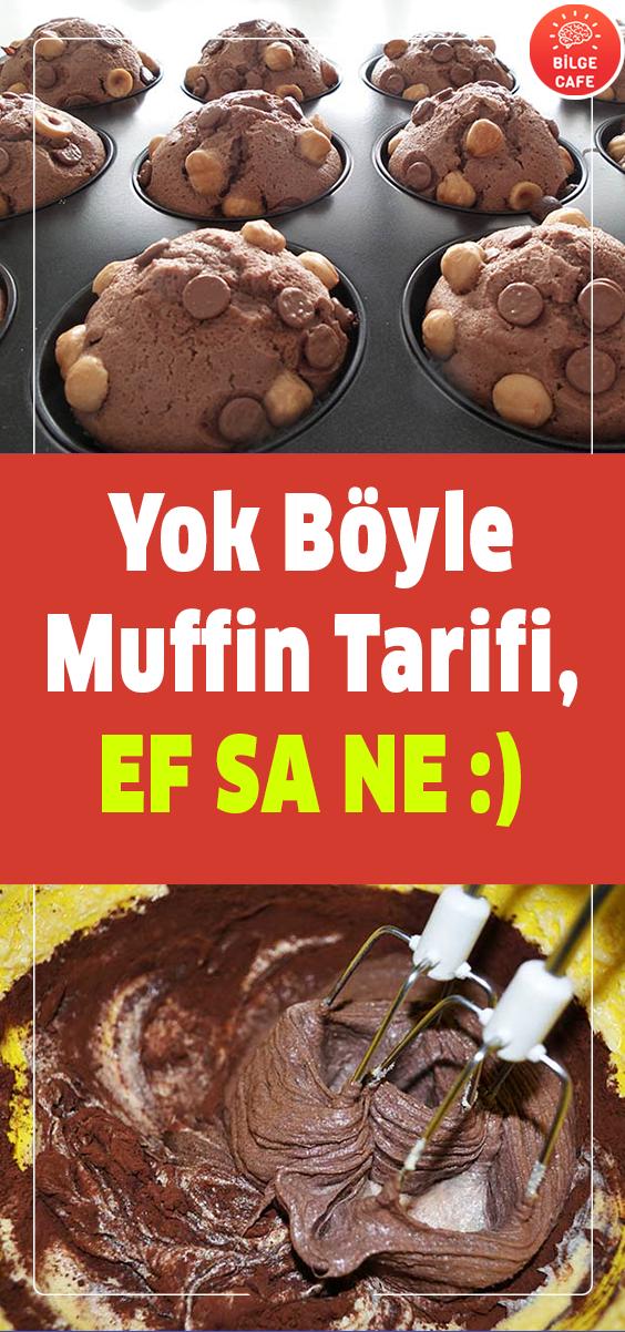 Yok Böyle Bir Muffin Tarifi