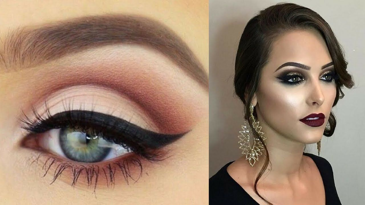 Makeup Look For Beginners Easy Face And Eye Makeup Tutiorial 8