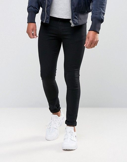 Calça Jeans Slim Fit Masculina   lavagem escura