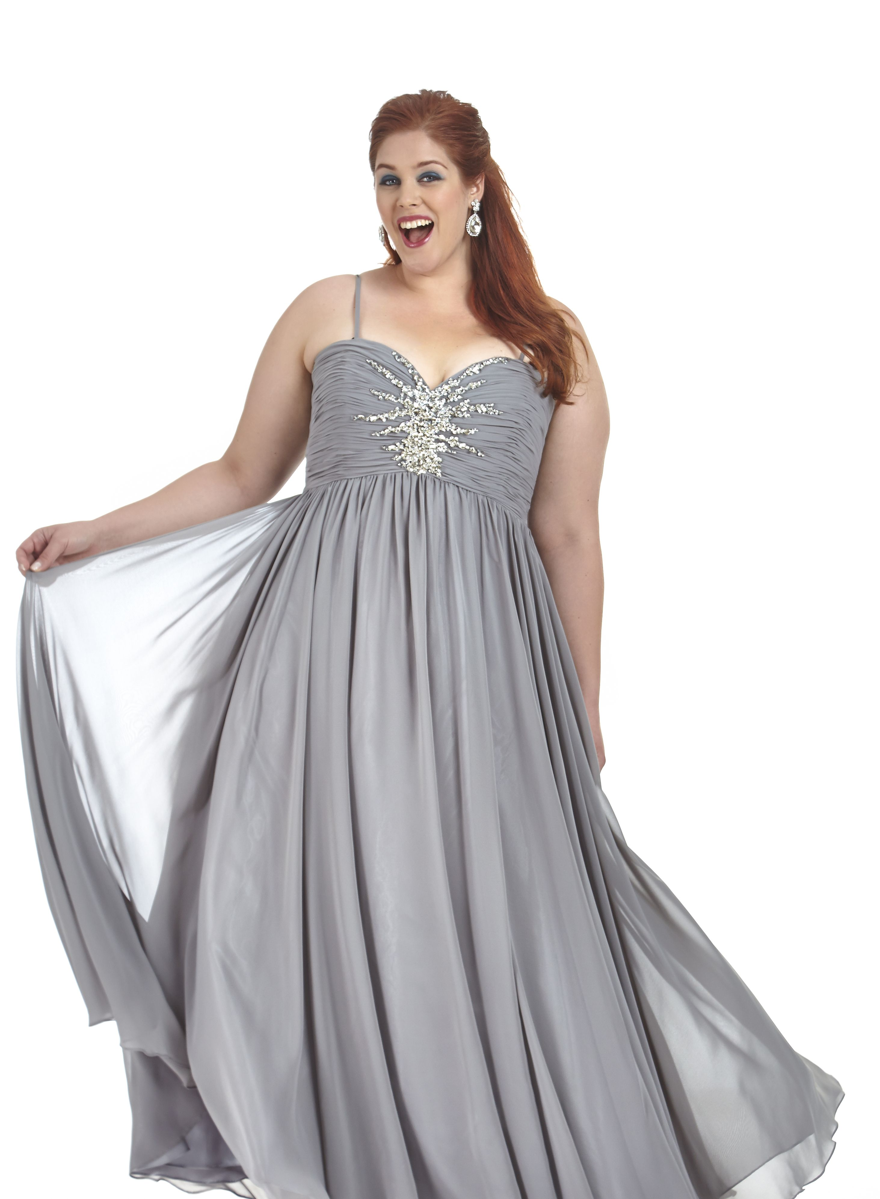 Our lovely starburst gown comes in eight unique colors