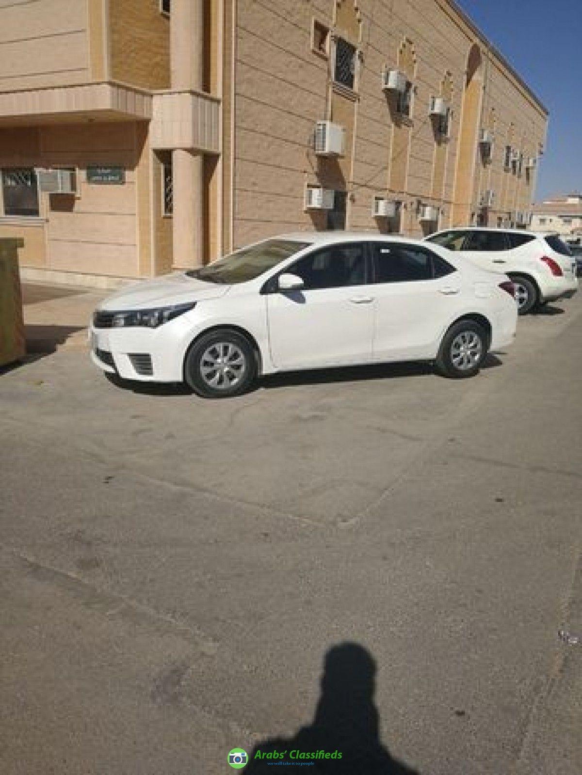 SAR 35000 / Toyota Corolla, 2015, automatic, 50000 KM
