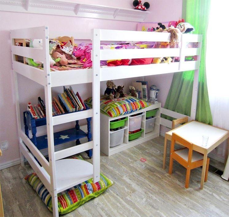 Letto A Castello Stora Ikea.Immagine Su Ikea Furniture Hacks Ideas Di Chickpeavintage