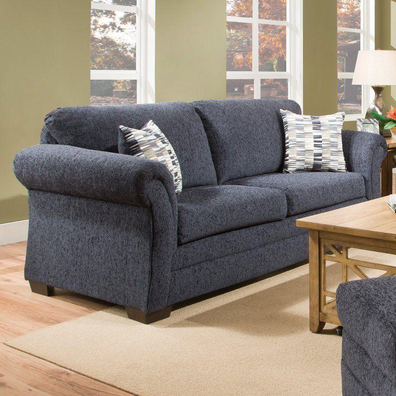 Elegant Simmons Ventura Ocean Sofa 2256 0 Awesome - Style Of simmons sofa bed Plan