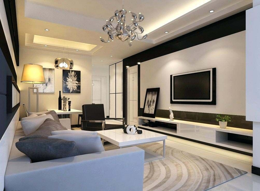 14 Modern Tv Wall Mount Ideas For Your Best Room Archlux Net Minimalist Living Room Home Design Living Room Bedroom Tv Wall