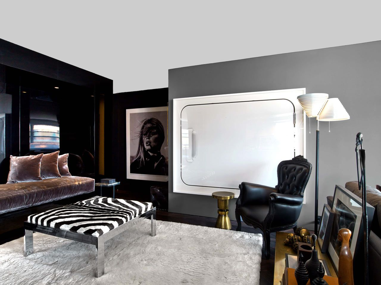 A Manhattan Apartment Inspired By Tom Ford And Halston forecasting
