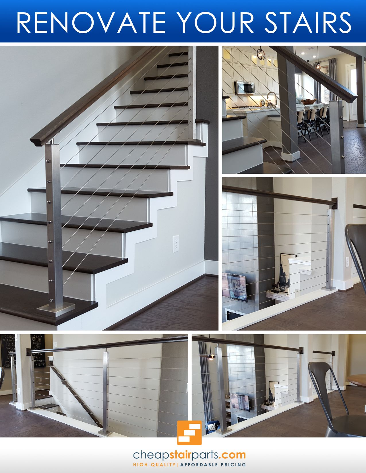 Best Our Stainless Steel Cable Railing Hardware And The 400 x 300