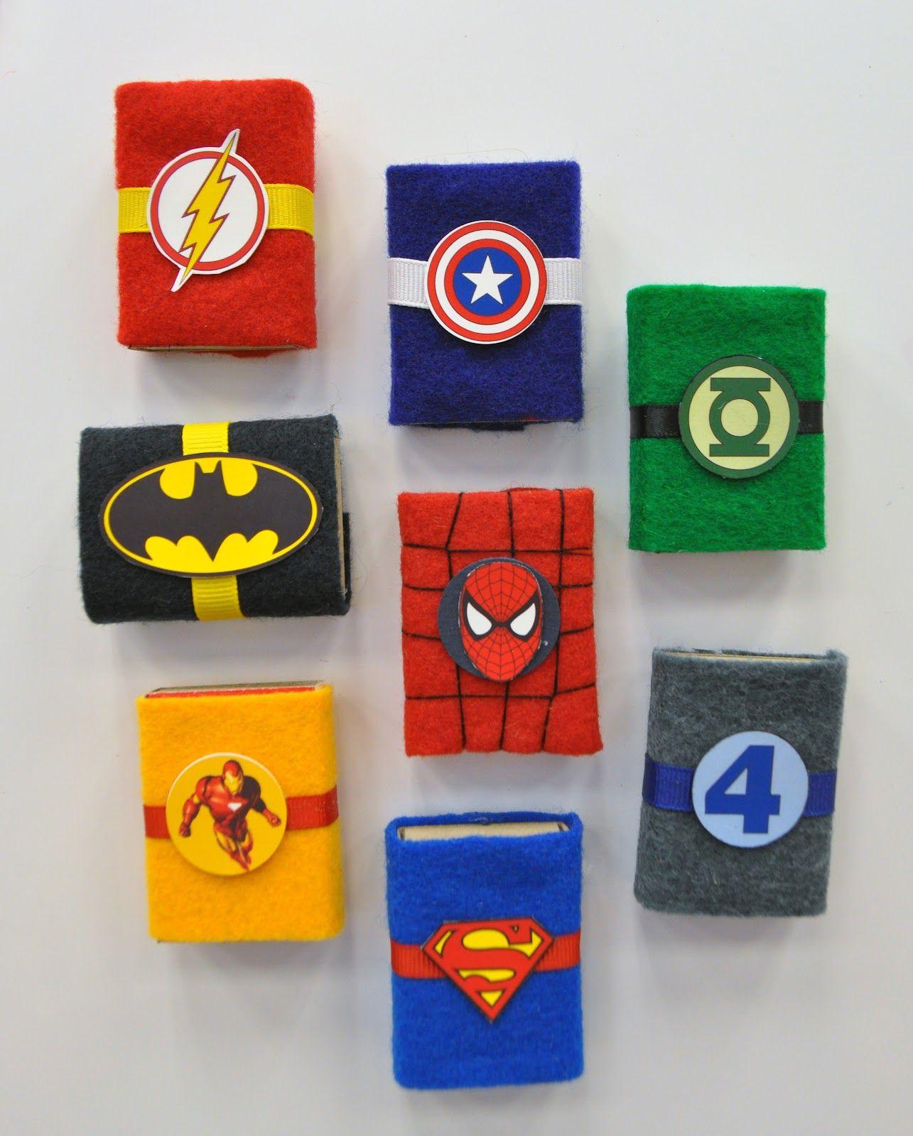 Regalos De Superheroes