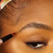 3D Eyebrows Liquid Extension Fiber Gel Super Natural Eyebrowsdesign