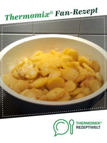 Kartoffelsalat, kinderleicht ohne Vorkochen
