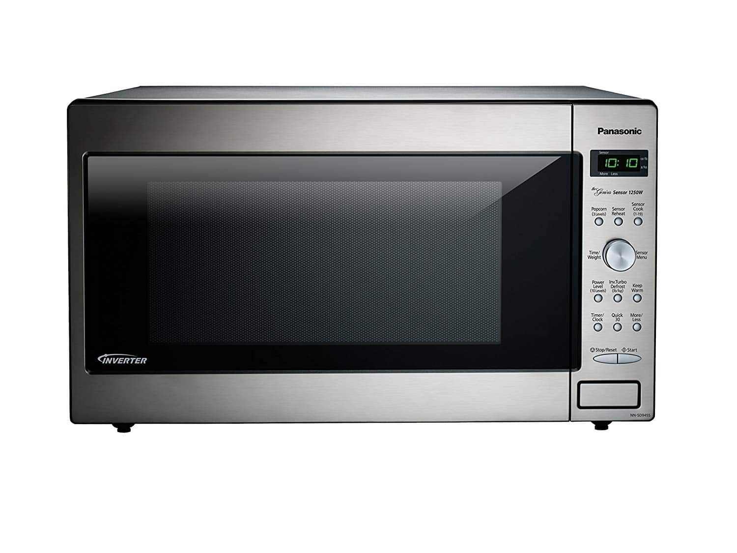 Top 9 Best Built In Microwaves In 2020 Hqreview Built In Microwave Panasonic Microwave Countertop Microwave Oven