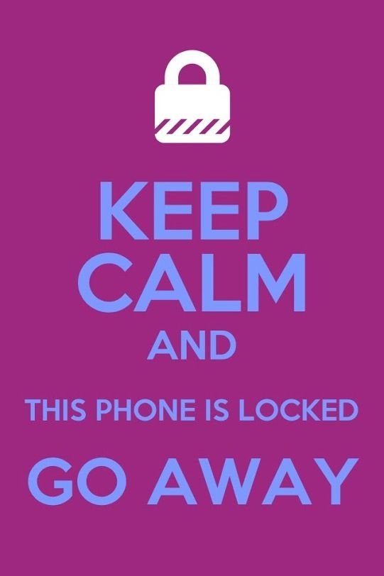 Lol So My Lock Screen