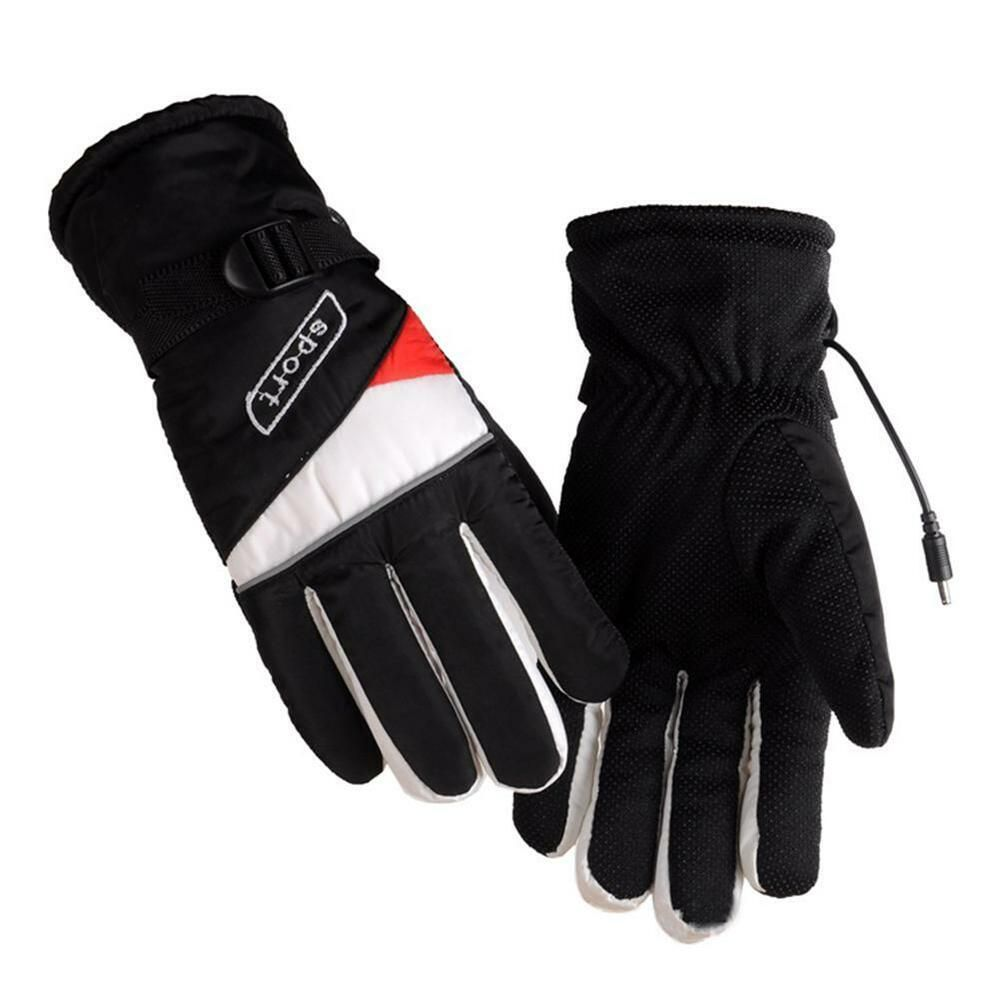 Ebay Advertisement 12v Motorcycle Electric Heated Gloves Warmer Winter Outdoor Heating Mittens Heated Gloves Warmest Winter Gloves Gloves