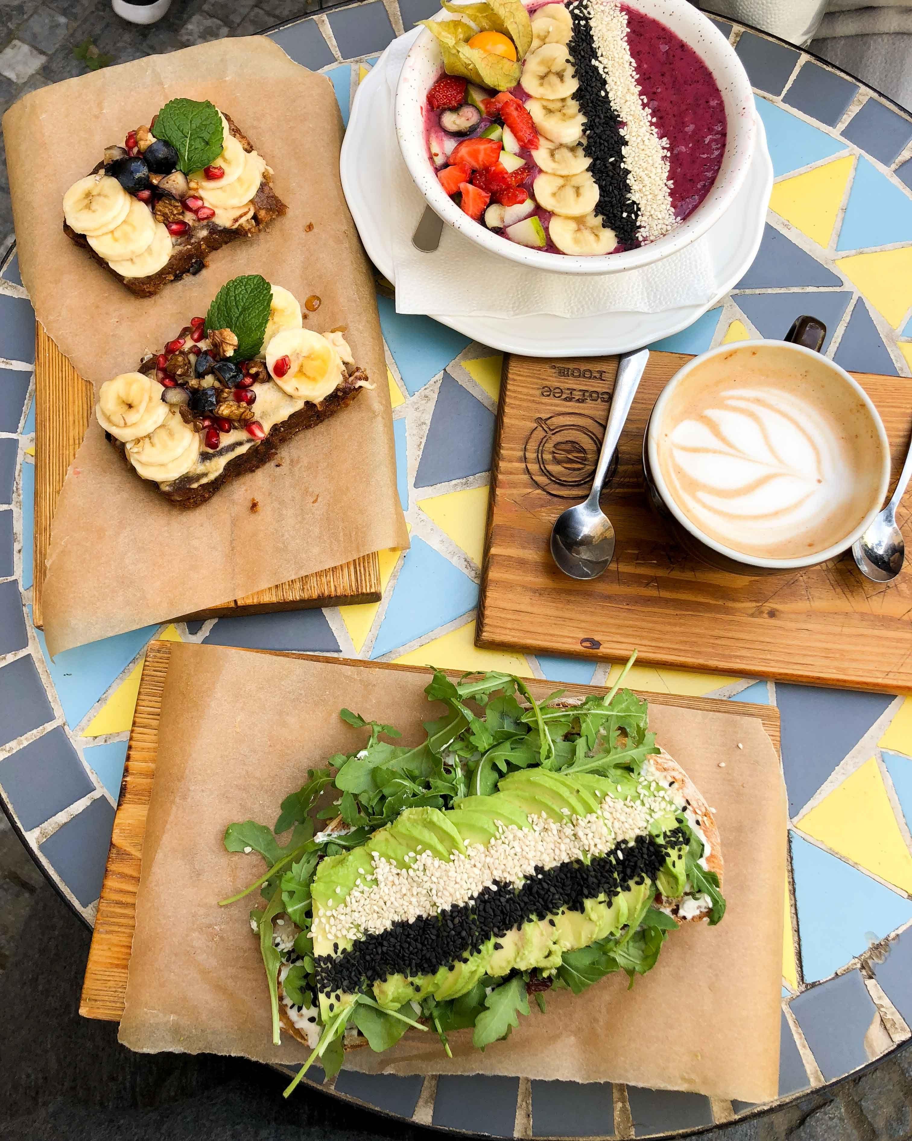 Essen in Prag   Insider Food Tipps: Frühstücksspots & Restaurants #czechfood