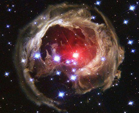 Nébuleuse Nuit Étoilée (Nebulosa Noche Estrellada)