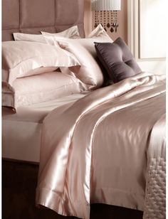 Genial Www.gingerlily.co.uk Nude Silk Bed Linen