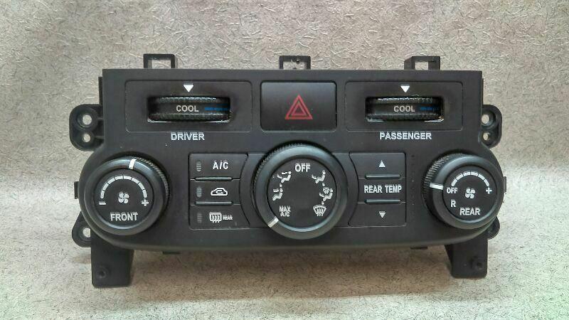 Temperature Climate Control 3 Zone Fits 06 12 14 Kia Sedona K98 174444 Kia Kia Sedona Kia Climate Control
