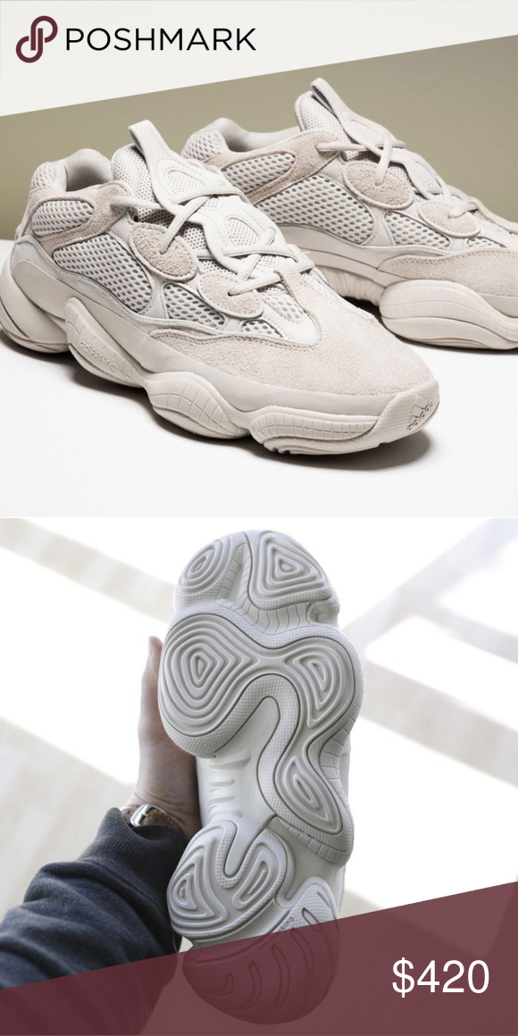3f4451e98a4f Yeezy 500 Blush - Size 10 US Brand new in box Yeezy 500 in the Blush  colorway (Size 10 US). One of the hottest shoes of the year in the first  and ...
