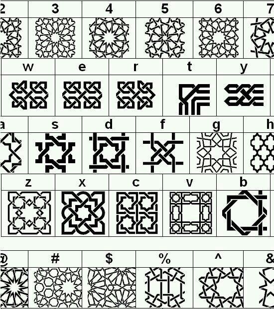 patterns greece pinterest muster geometrie und marokko. Black Bedroom Furniture Sets. Home Design Ideas